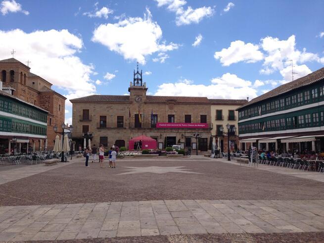 Comienza el  Festival Internacional de Teatro Clásico de Almagro
