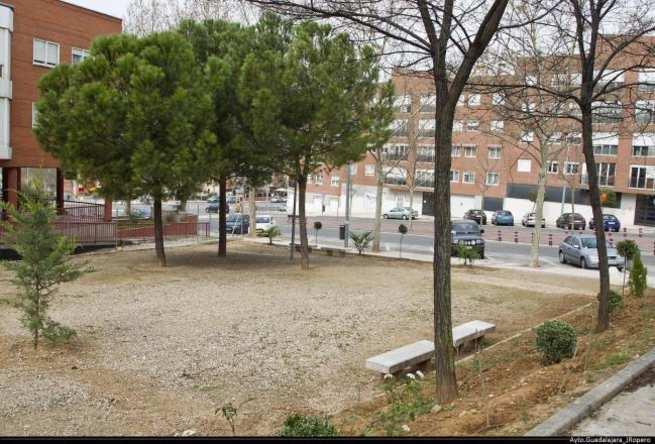 Foto de archivo. Parque de Guadalajara