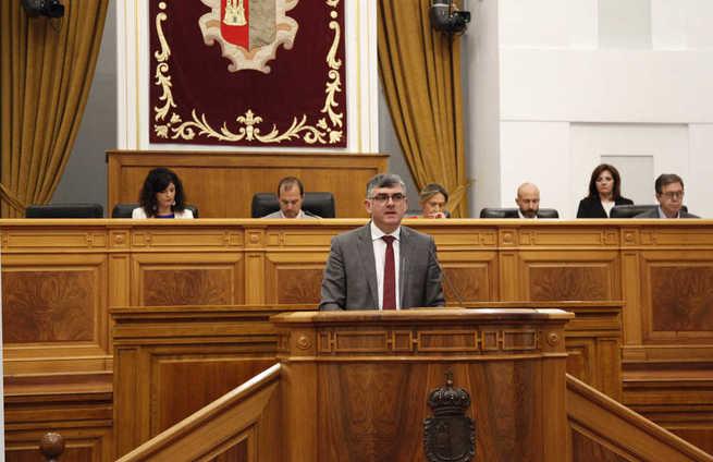 """Las Cortes Regionales subrayan """"la gran labor de las fuerzas de seguridad"""""""