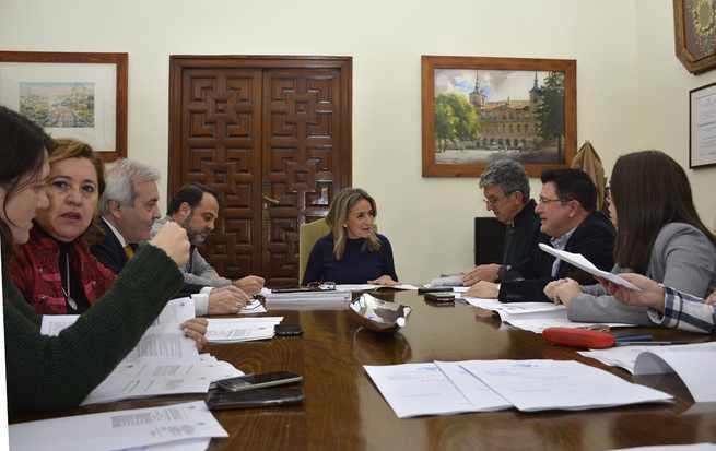 Aprobada en Toledo la ampliación de la protección de la ORA a los residentes del Casco durante los 365 días del año