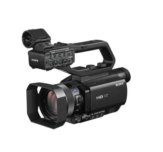 Sony lanza un camcorder HD básico y compacto con enfoque automático híbrido rápido para todo el que requiera la adquisición de contenido de calidad profesional