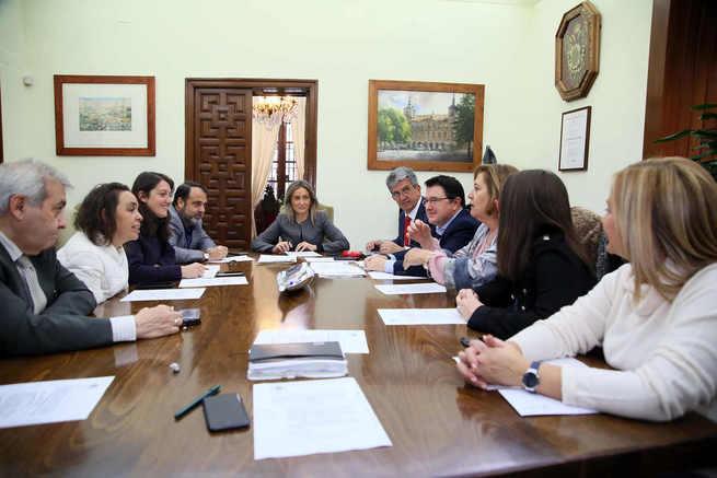 """El Gobierno local de Toledo autoriza los trabajos previos de la primera fase del parque temático """"Puy du Fou"""""""