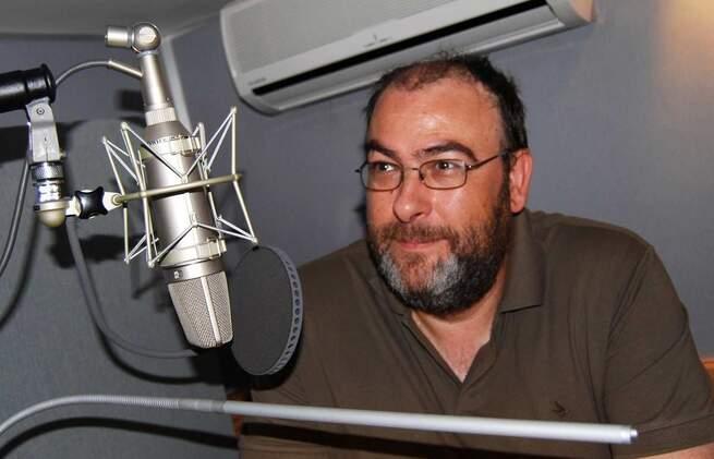 Miguel Ángel Paniagua: un manchego abriéndose camino en el mundo del doblaje