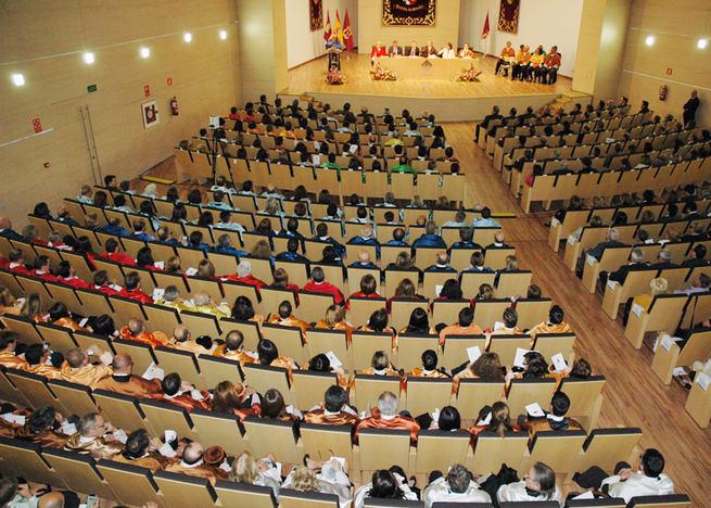 La Universidad de Castilla-La Mancha comienza el curso 2016/2017 el próximo lunes