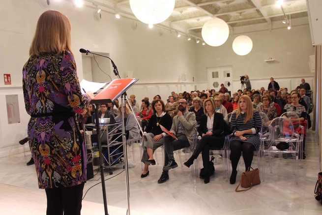 Presentado en Alcázar el Plan Local de Igualdad en el acto institucional por el Día de la Mujer