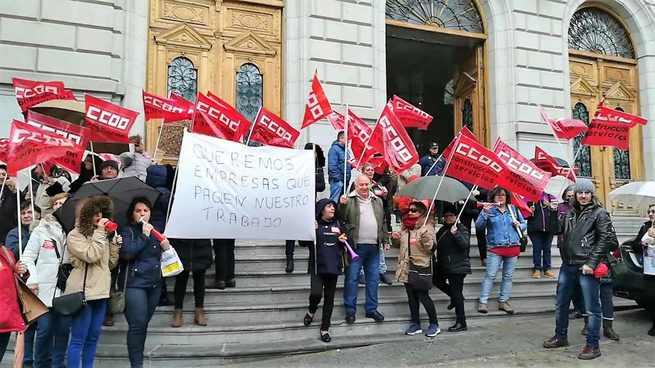 Las limpiadoras de la Residencia san José logran que la Diputación de Toledo paralice la adjudicación del servicio a Netalia