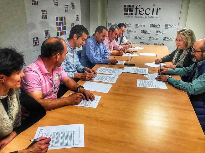 3.000 trabajadores y trabajadoras de la provincia de Ciudad Real podrán ver mejoradas sus condiciones laborales