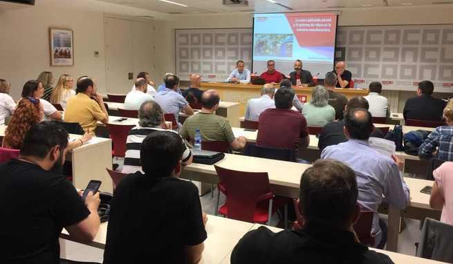 """CCOO reclama a los partidos políticos una """"apuesta clara por la Industria en Castilla-La Mancha"""""""