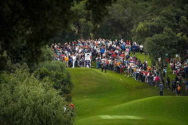 La excelencia se juega en el Andalucía Masters