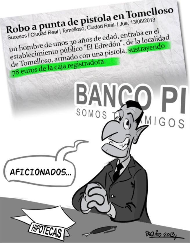 Robo en Tomelloso | Objetivo CLM Noticias