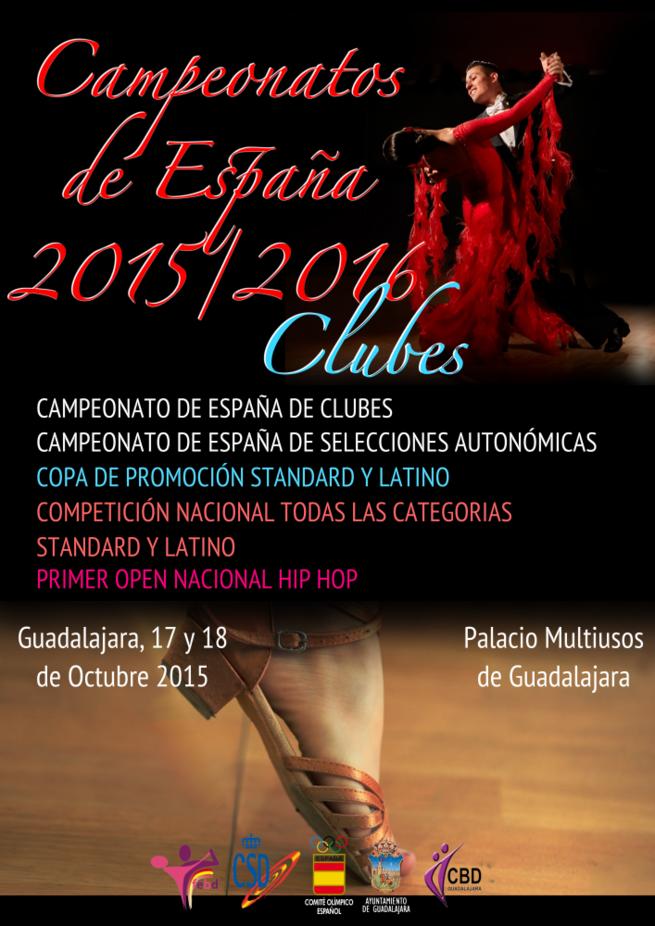 Imagen: Guadalajara será durante el fin de semana, capital del baile deportivo