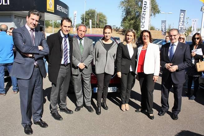 Imagen: Caja Rural Castilla-La Mancha apoya la X Feria del Vehículo de Ocasión de Toledo