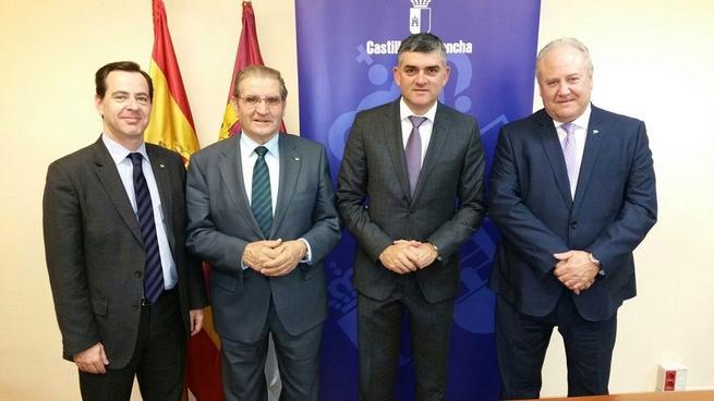 Imagen: Caja Rural Castilla-La Mancha subraya su compromiso con la provincia de Cuenca