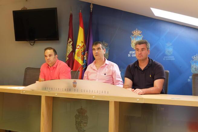 La Junta de Gobierno Local de Guadalajara aprueba importantes medidas en materia social, en materia de  empleo y para la revitalización del Casco Histórico
