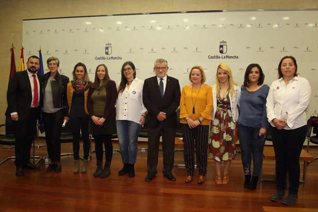 Felpeto destaca la creciente importancia de las mujeres como gestoras en el ámbito del deporte y la juventud