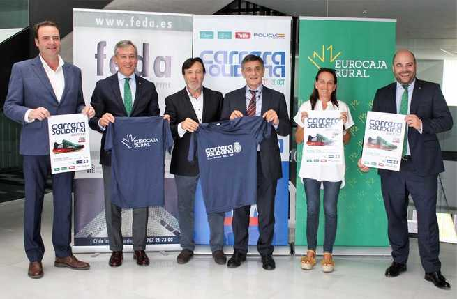 FEDA se implica con la Carrera Solidaria que acoge Albacete el próximo 20 de octubre