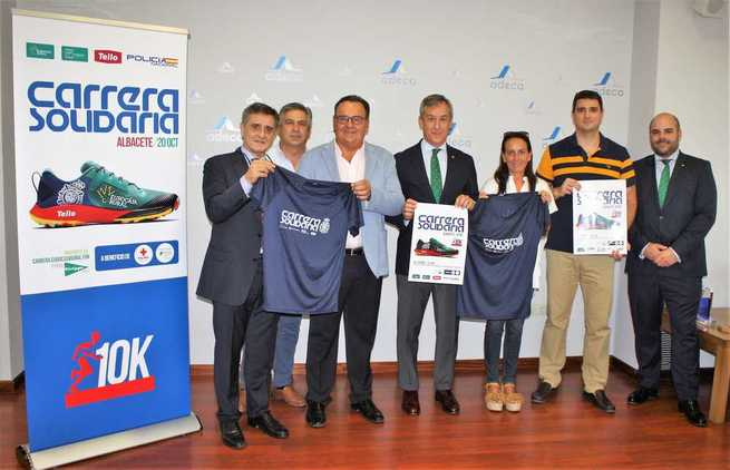 La Carrera Solidaria cuenta con un nuevo apoyo: ADECA