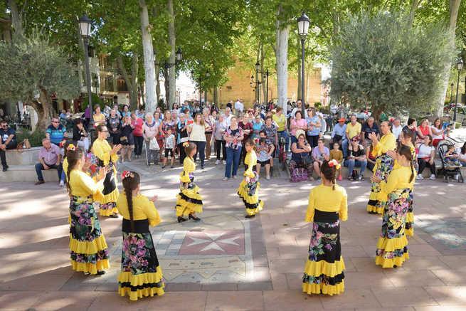 Argamasilla de Alba celebró el XVI Encuentro de Encajeras con la participación de grupos procedentes de ocho localidades de las comunidades de Castilla-La Mancha y Madrid