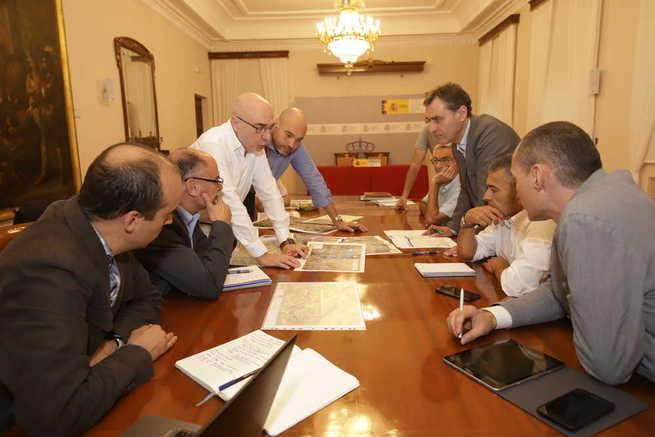 La actuación para la prevención de inundaciones en Albacete requerirá el compromiso y la coordinación de todas las administraciones