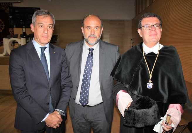 Eurocaja Rural asiste a la apertura del Curso Académico 2019/2020 de la UCLM