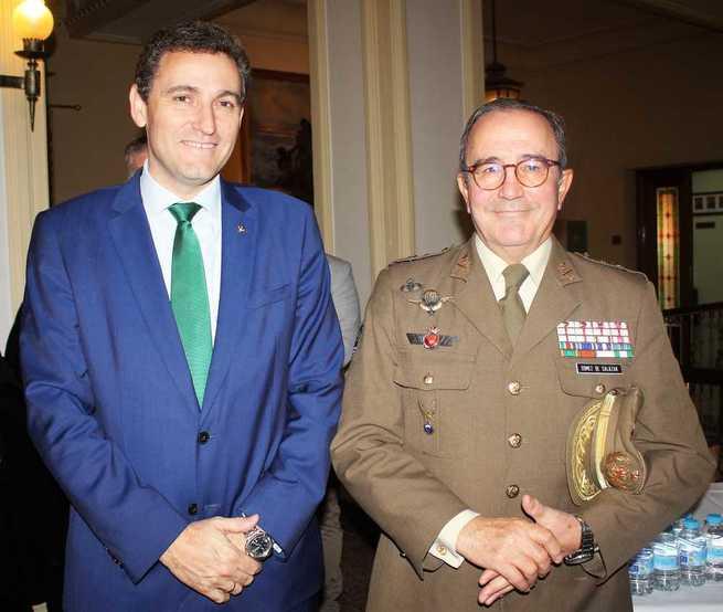 Eurocaja Rural acompaña a la Academia de Infantería en la inauguración del Curso Académico 2019/2020