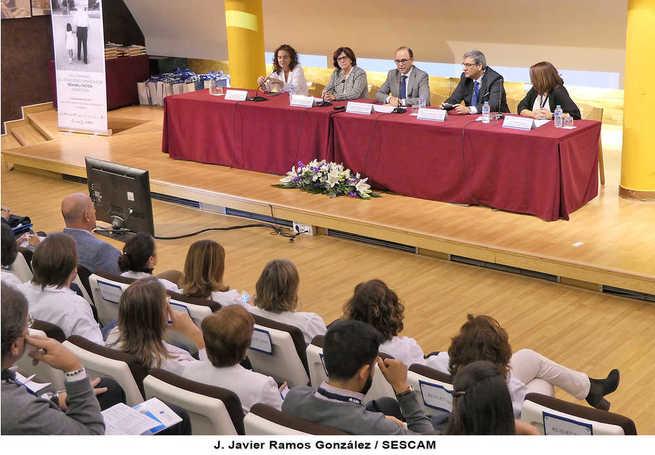 Más de 230 profesionales se reunen en Guadalajara para hablar del paciente anciano y el envejecimiento saludable