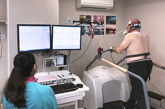Un trabajo de varios servicios del Hospital de Guadalajara, publicado en la revista de las Sociedades Americana y Canadiense de Rehabilitación Cardiaca