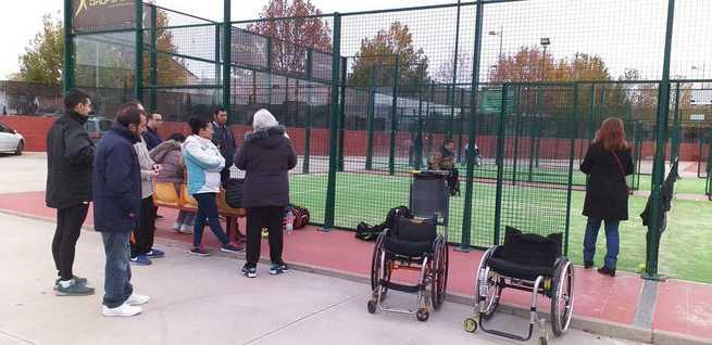Continúa en Alcázar celebrándose con éxito de participación la V Semana de la Discapacidad