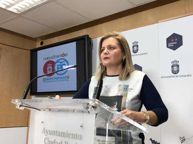 El Grupo Popular del Ayuntamiento de Ciudad Real presentará una moción en apoyo al pequeño comercio y otra contra la reforma de la LOMCE