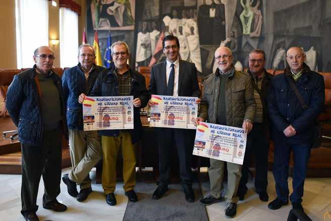La Diputación de Ciudad Real colabora con la Asociación de Radioaficionados para dar a conocer Ciudad Real y la Puerta de Toledo