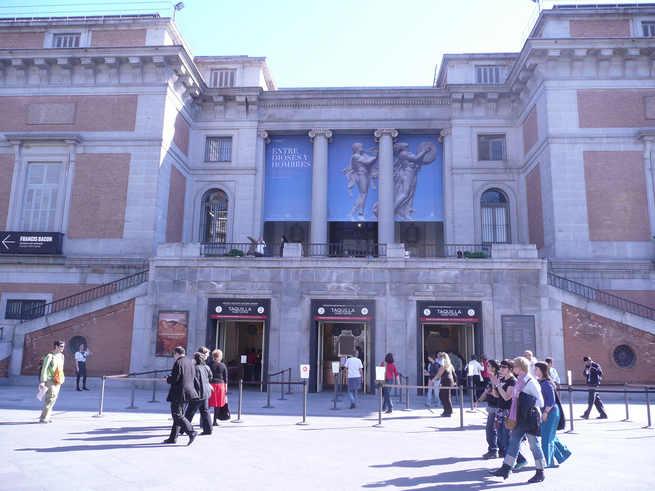 UN MUSEO. EL MUSEO