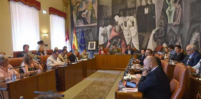 La Diputación de Ciudad Real aprueba 6'6 millones para el Plan de Empleo conjunto, que permitirá invertir 20 millones en la provincia