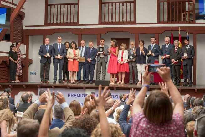La Reina entrega los premios 'Reina Letizia 2018' que reconocen el trabajo en favor de la inclusión de la discapacidad