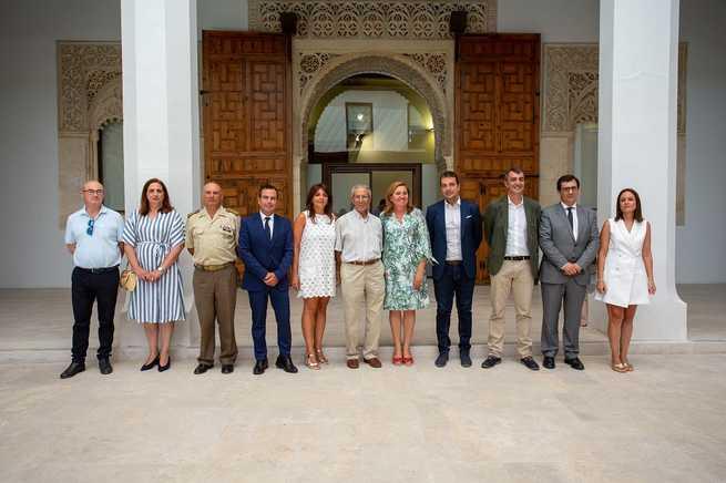 """El Ayuntamiento tilda de """"oportunidad única"""" la llegada de la Vuelta Ciclista al corazón de Toledo para rendir homenaje a Bahamontes"""