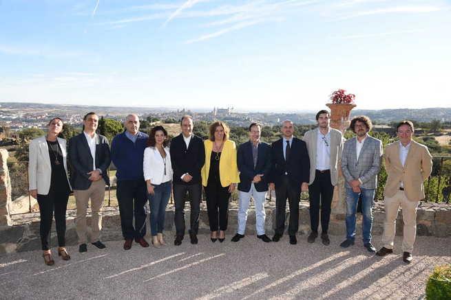 Una veintena de empresas de Castilla-La Mancha participan en el vigésimo encuentro internacional 'Contract'