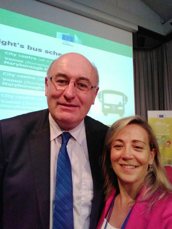 Lola Merino destaca la necesidad de garantizar el protagonismo de mujeres y jóvenes en la Europa rural