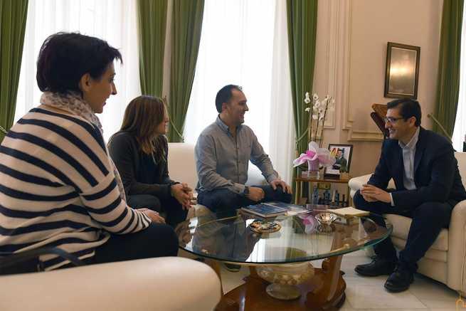 La Diputación de Ciudad Real colabora en la celebración del 25 aniversario del colegio Alcalde José Maestro de Ciudad Real