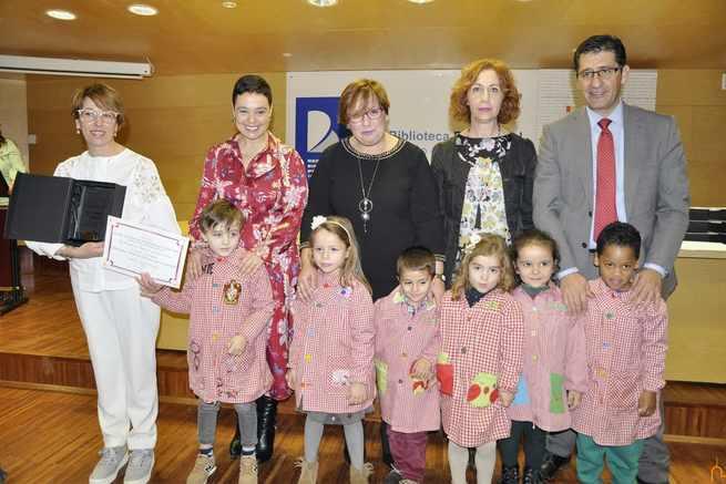 Entregados los premios que organiza la Diputación de Ciudad Real para fomentar los valores constitucionales entre los niños y adolescentes