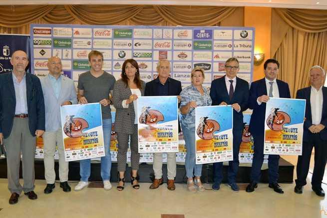 La Diputación apoya con su patrocinio al Quijote Maratón, que se celebrará el próximo 20 de octubre en Ciudad Real
