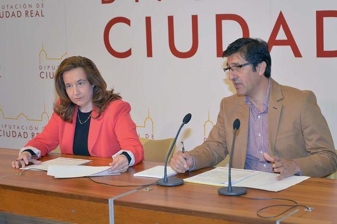 La Diputación de CIudad Real apoya con 100.000 euros a las asociaciones sin ánimo de lucro de la provincia