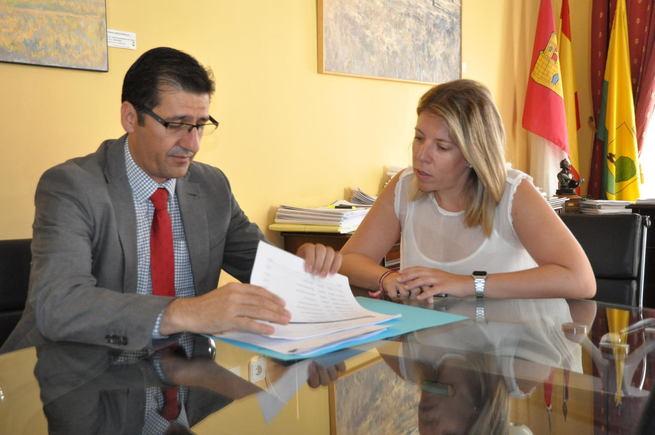 Diputación de Ciudad Real y Ayuntamiento de Tomelloso firman un convenio regulador de subvención nominativa