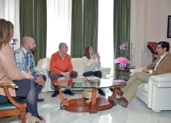 La Diputación subvenciona con 3000 euros a la Agrupación de Personas Sordas de CIudad Real