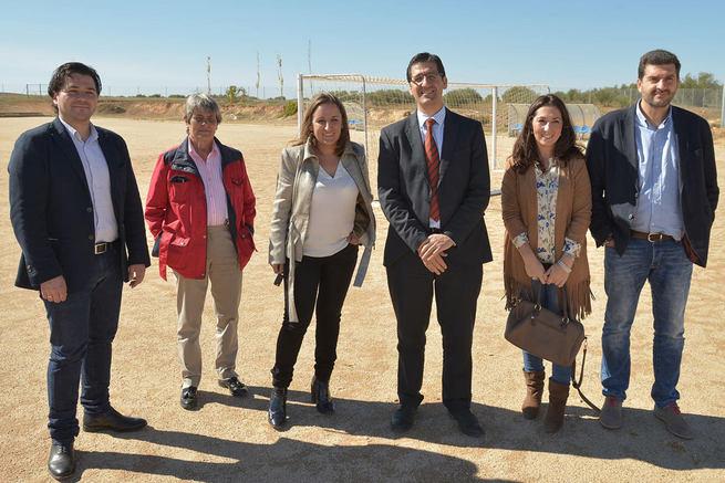 La Diputación de Ciudad Real reparte más de 250.000 euros para la mejora y creación de instalaciones deportivas