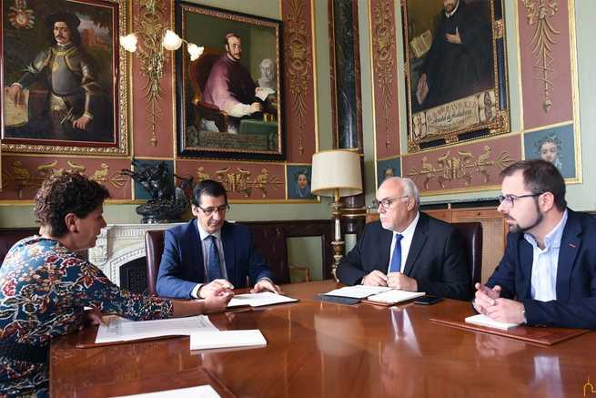 La Diputación de Ciudad Real aumentará en 2.350.000 euros su aportación a los Consorcios de Residuos y de Bomberos para 2020 superando los 15 millones