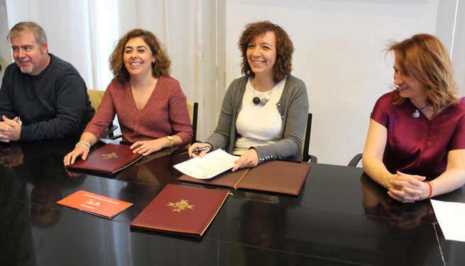 Cruz Roja, Cáritas y Afadis vuelven a contar en 2019 con el apoyo del Ayuntamiento de Alcázar