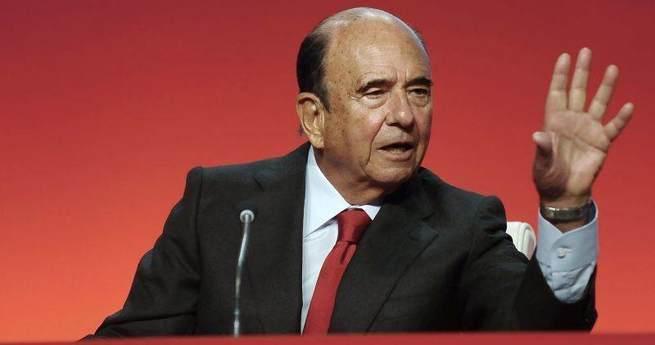 imagen de Ha muerto Emilio Botín, presidente del Banco Santander