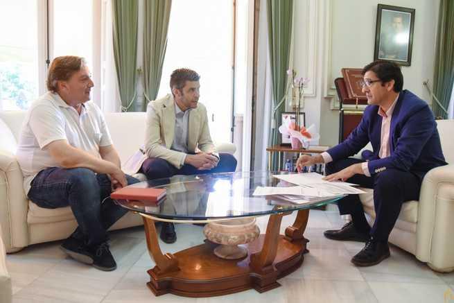 El alcalde de Campo de Criptana quiere rediseñar la estrategia turística para que cree riqueza en su municipio