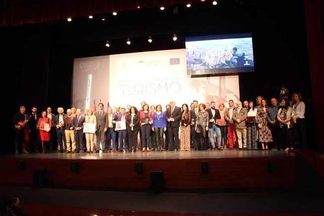 El Auditorio de Alcázar de San Juan acoge la recuperada gala de los Premios Regionales de Turismo
