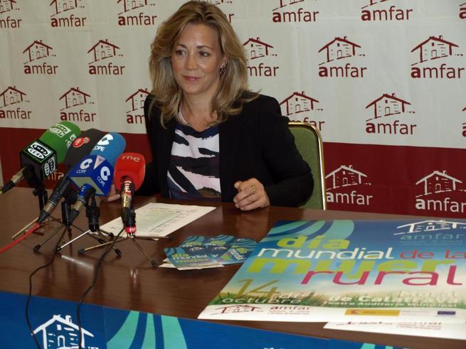 Imagen: AMFAR celebra el Día Mundial de la Mujer Rural con 500 mujeres en Ciudad Real y 30 actos en el territorio nacional