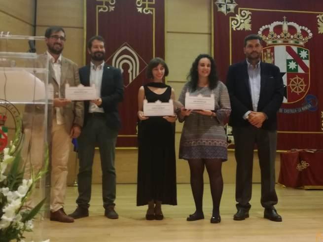 La Diputación de Ciudad Ral otorga a jóvenes universitarios un reconocimiento al mejor trabajo proyectual de ingeniería